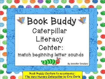 Caterpillar Literacy Center