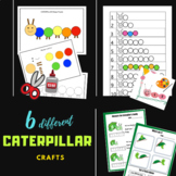 Caterpillar Math Centers