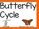 Monarch Butterfly and Caterpillar Early Childhood Science Pack
