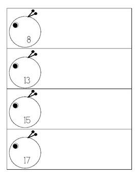 Caterpillar Number Concepts
