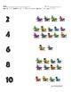Caterpillar Number Matching