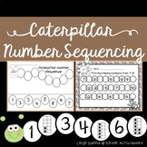 Caterpillar Number Sequencing