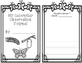 Caterpillar Observation Journal