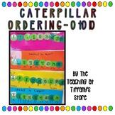 Caterpillar Ordering- 0 to 10