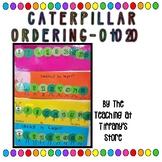Caterpillar Ordering- 0 to 20