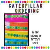 Caterpillar Ordering- Bundle