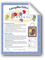 Caterpillar Patterns (Making & Naming Patterns)