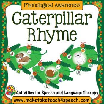 Caterpillar Rhyme