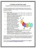 Caterpillar Rhythm Cards and Activitiies