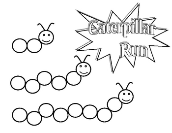 Caterpillar Run