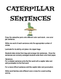 Caterpillar Sentences