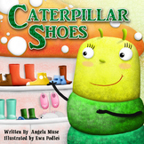 Caterpillar Shoes Picture Book