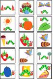Caterpillar Spatial Concept Cariboo Cards