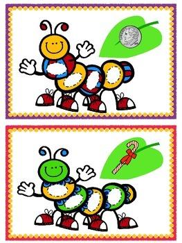 Caterpillar Spelling- CVCe word work
