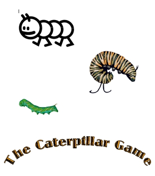Caterpillar Word Game and Game Words