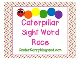 Caterpillar Word Race