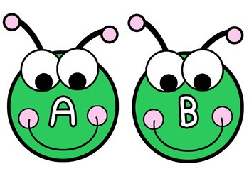Caterpillar Word Wall-McGraw Hill Reading Wonders First Grade