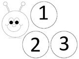 Caterpillar floor numbers