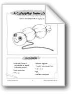 Caterpillar from a Sock