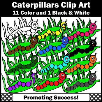 Caterpillar Clip Art SPS