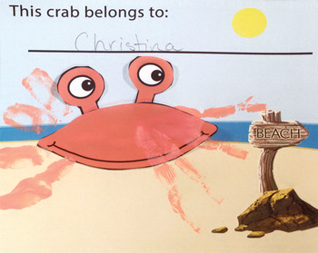 Caterpillars, Cows, Cats and Crabs!  Crafts for Letter C