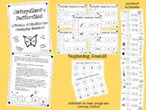 Caterpillars and Butterflies: Short o CVC Activities for E