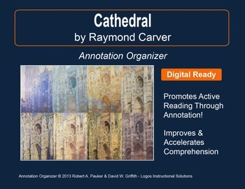 """""""Cathedral"""" by RAYMOND CARVER: Annotation Organizer"""
