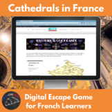 Cathedrals of France - Digital Escape Game