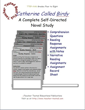 Catherine Called Birdy: A Complete Novel Study