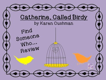 Catherine, Called Birdy Find Someone Who... Review
