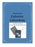 Catherine, Called Birdy Novel Unit Plus Grammar