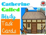 Catherine Called Birdy Task Cards