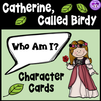 Catherine, Called Birdy - Who Am I? Card Game