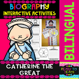 Catherine the Great - Interactive Activities - Dual Language