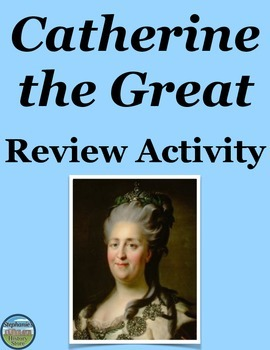 Catherine the Great Review Timeline