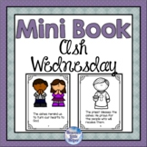 Catholic Ash Wednesday Mini Book for Lent