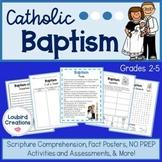 Catholic Baptism Unit | Baptism of Jesus