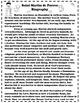 Catholic Biography Language Arts Activities - Saint Martin