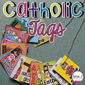 Catholic Brag Tags
