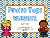 Catholic Brag Tags (Growing) BUNDLE
