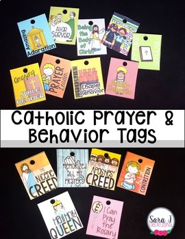 Catholic Brag Tags Volume 2
