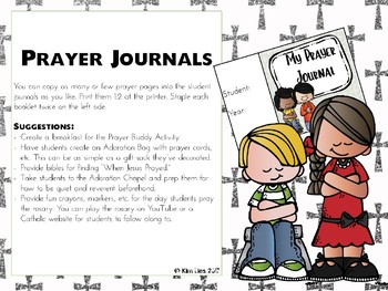 Catholic Children's Prayer Kit