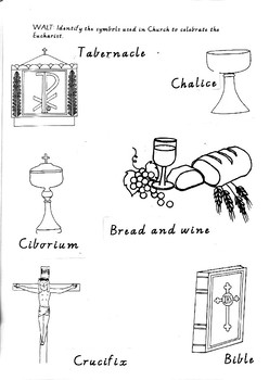 Catholic Church Symbols