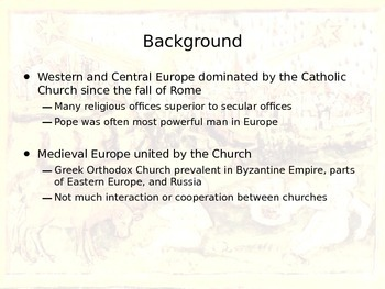 Catholic Church in the 14th Century