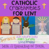 Catholic Crafts for Lent Bundle
