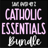Catholic Essentials Bundle