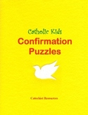 Catholic Kids Confirmation Puzzle Book