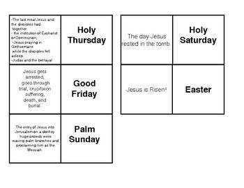 Catholic Lent Free Printable Activities