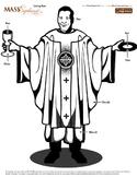 Catholic Lesson and Art Craft Printable Activity: FR. ALEJ