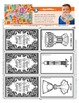 Catholic Lesson and Art Craft Printable Activity: MASS MEMORY MATCH GAME
